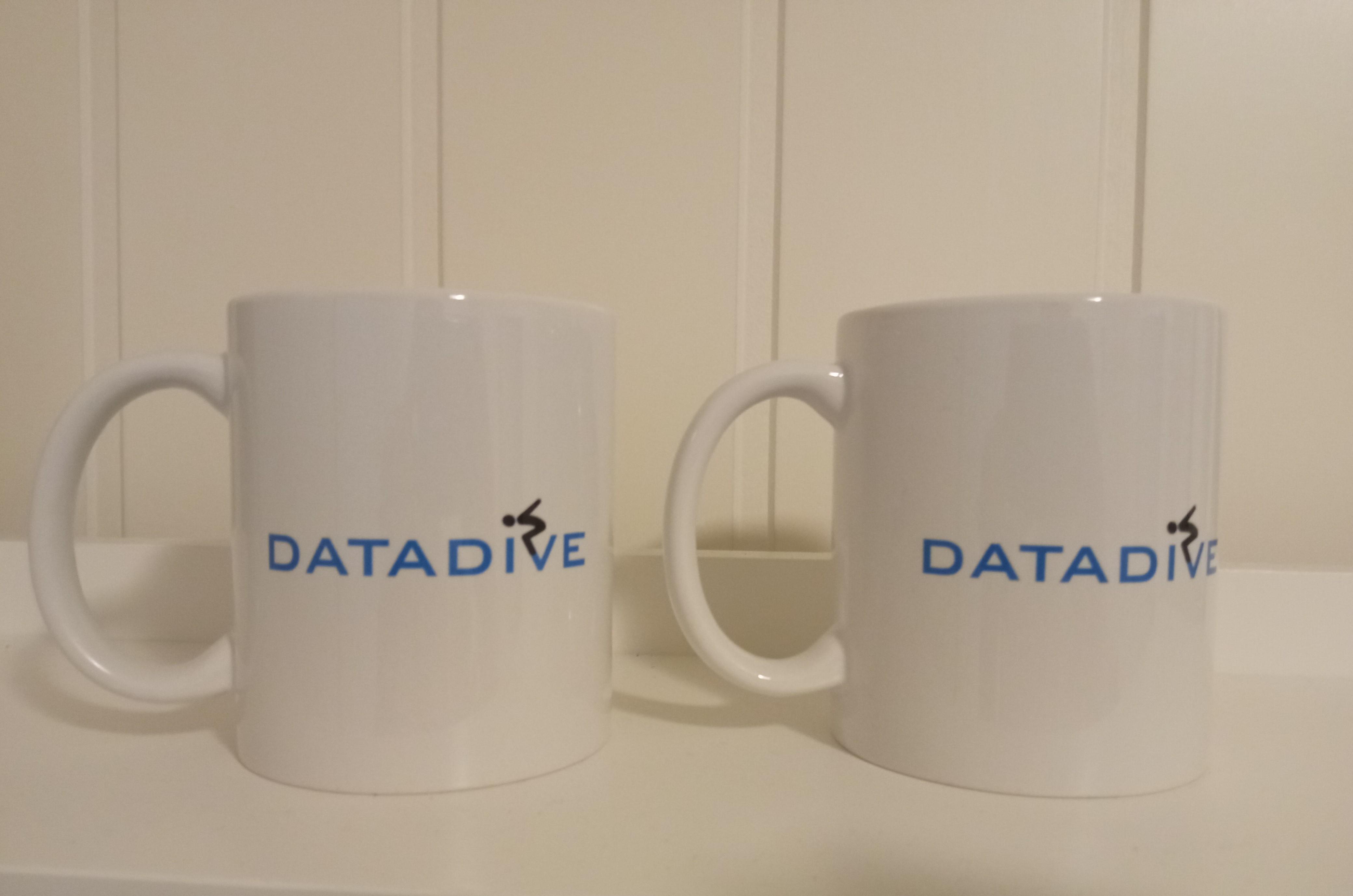Datadive coffee meeting